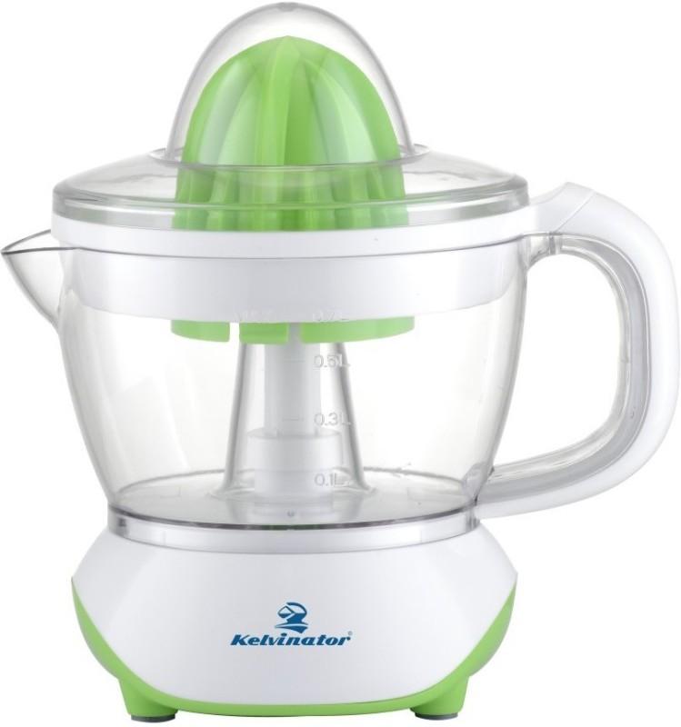 Kelvinator JUICER Electric citrus juicer maker blender 40 Juicer(WHITE-GREEN, 1 Jar)