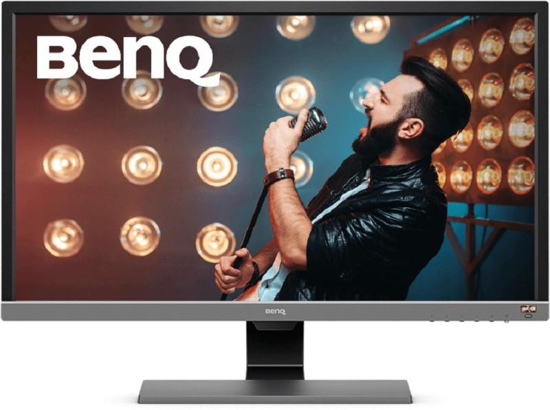 BenQ 27.9 inch 4K Ultra HD LED Backlit Monitor (EL2870U)(HDMI, Inbuilt Speaker)