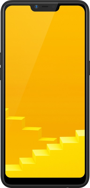 Realme C1 (Mirror Black, 32 GB)(2 GB RAM)