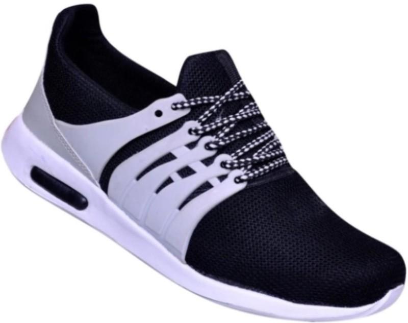 StyleOn India Stylish Sports Shoe Running Shoes For Men(White)