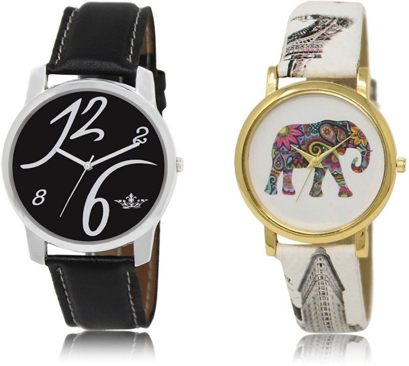 FERRIZZO LR243-LD02 Analog Watch  - For Couple