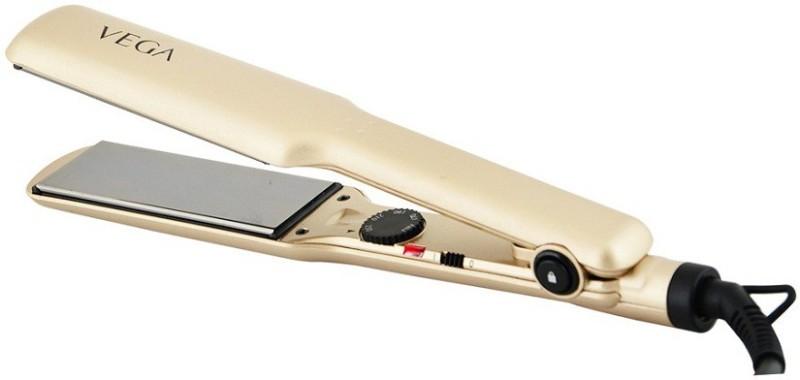 VEGA Pro IShine VHSH 23 Hair Straightener(Gold)