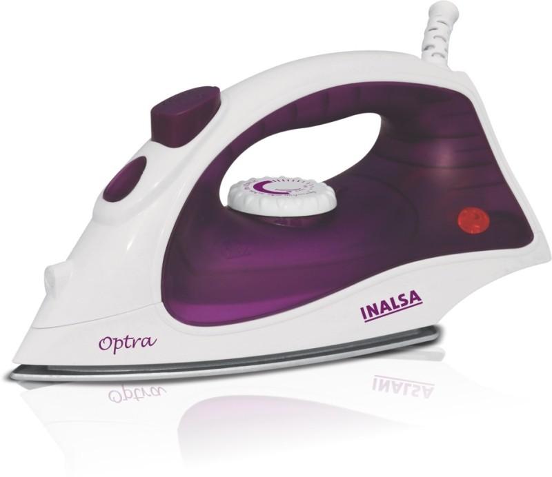 Inalsa Optra Steam Iron(Purple, White)