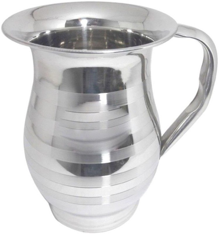 A&H Maintaince Free Unbreakable Steel Jug without Lid Water Jug(2 L)