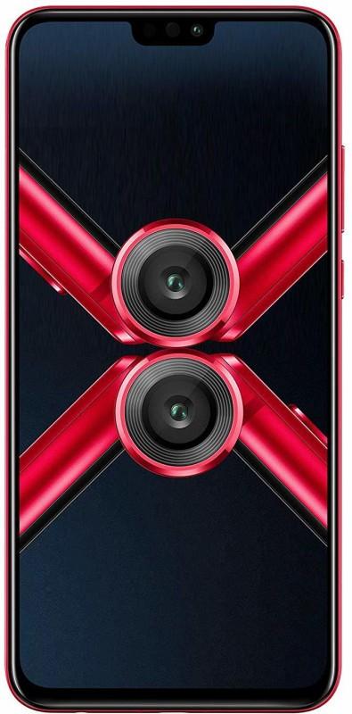 Honor 8X (Red, 64 GB)(4 GB RAM)