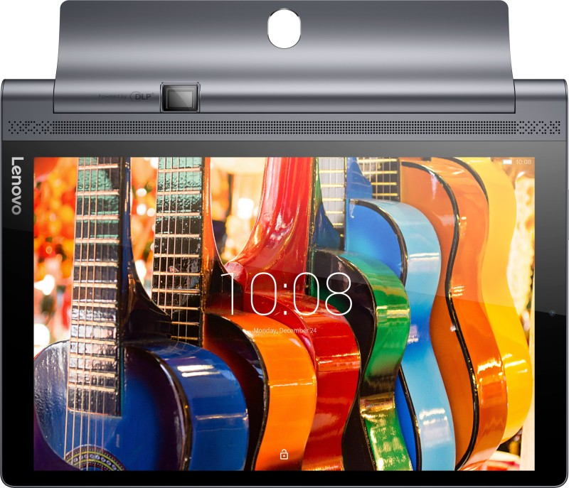 Lenovo Yoga Tab 3 Pro 64 GB 10.1 inch 4 GB RAM with Integrated Rotatable Projector (Wi-Fi+4G)