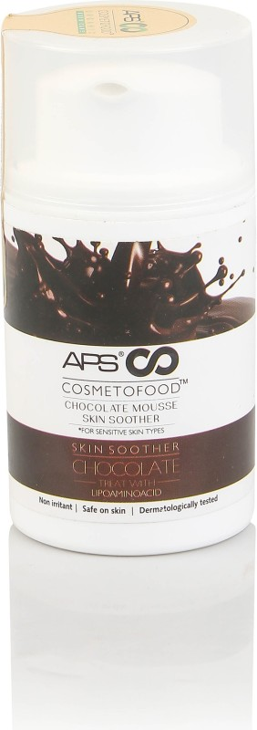 Cosmetofood Chocolate Mousse Skin Soother(50 ml)