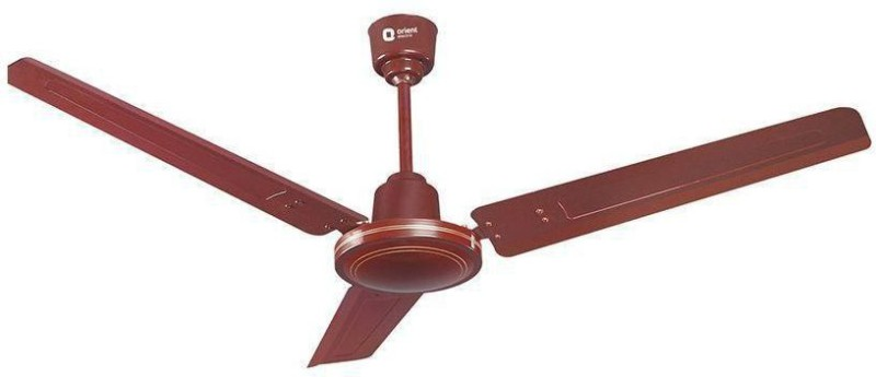 Orient Electric APEX AIR 1200 mm 3 Blade Ceiling Fan(BROWN, Pack of 1)
