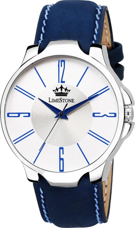 LimeStone LS2775 Non- Swiss Made Regular Day Quartz Analog Watch - For Men