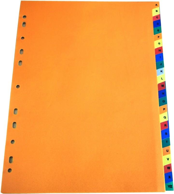 KESETKO PKD25S Binder Index Divider(Compatible Paper Size A4)
