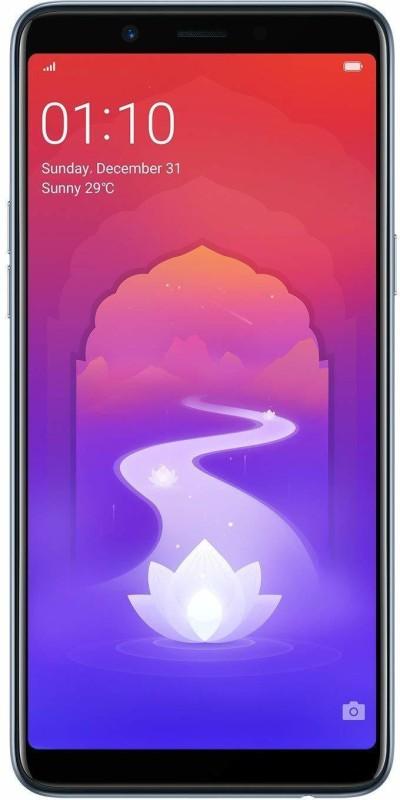 Realme 1 (Moonlight Silver, 128 GB)(6 GB RAM)
