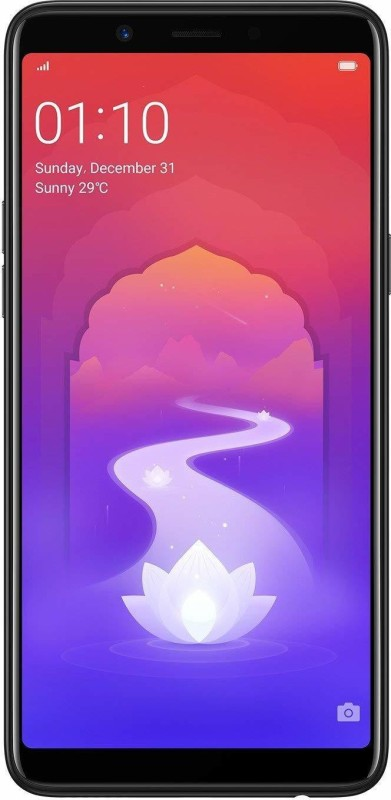 Realme 1 (Diamond Black, 32 GB)(3 GB RAM)
