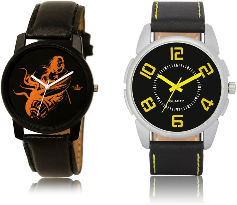 DHYAT VL25-LD09 Exclusive Combo Collection Analog Watch  - For Men