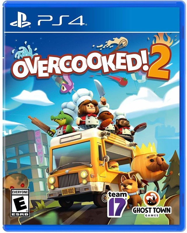 Overcooked! 2(Code in the Box - for PS4)