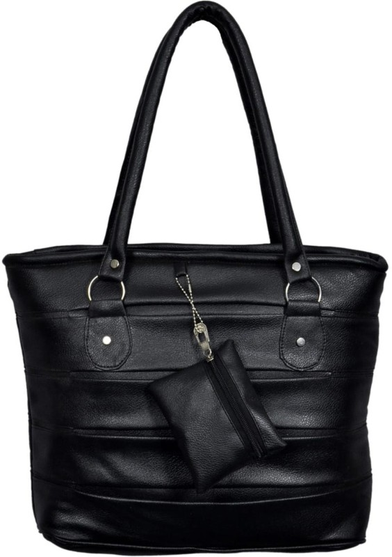 Online Hub Women Black Hand-held Bag