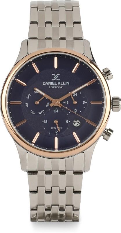 Daniel Klein DK11911-4 Watch - For Men