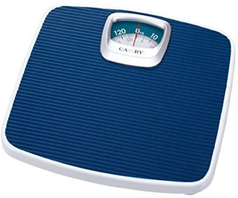 Ziork Analog Weight Machine, Capacity 130Kg (Multicolor) Analog Weighing Scale (Multicolor) Weighing Scale(Multicolor)