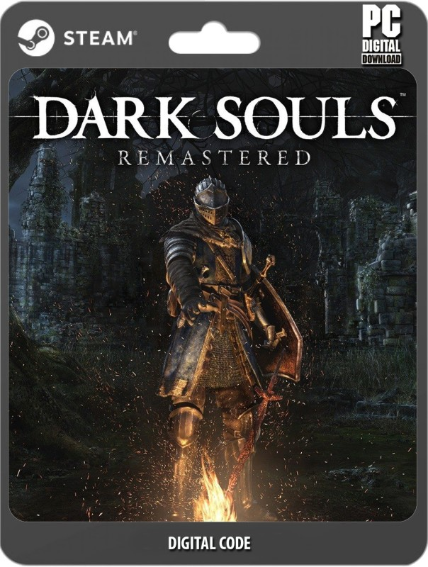 Dark Souls Remastered-Steam(Code in the Box - for Wii)