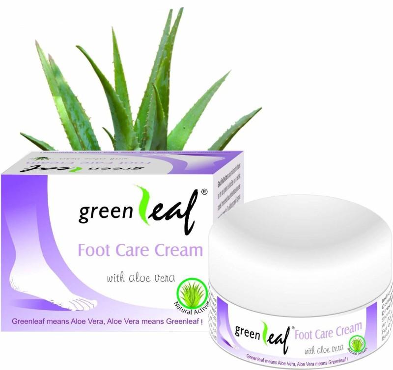 Greenleaf FOOT CARE CREAM 50g(50 g)
