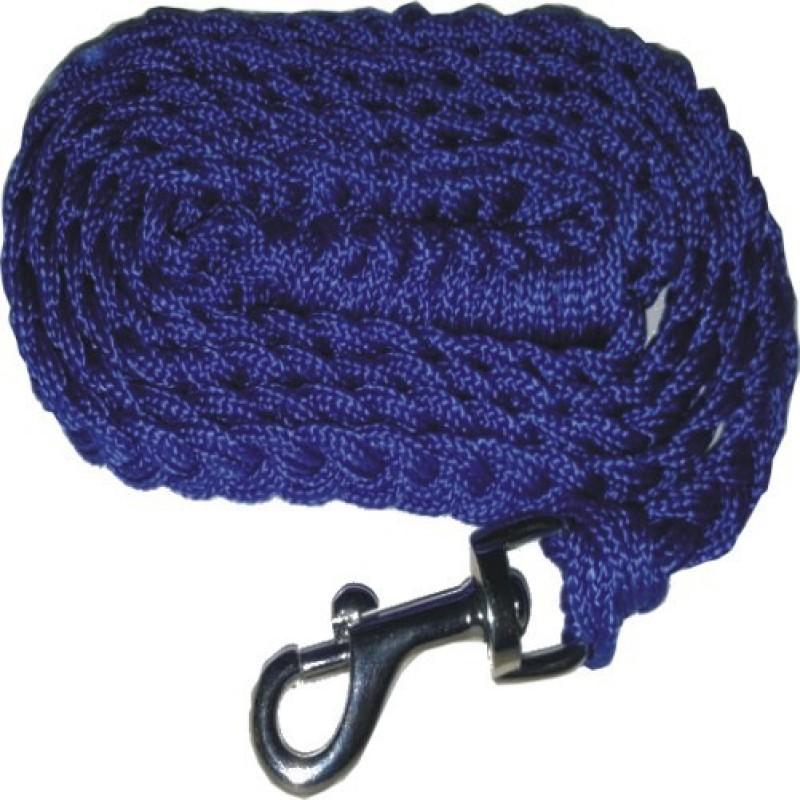 PETS R KIDS Hand Made Rope Leash 150 cm Dog & Cat Cord Leash(Blue)