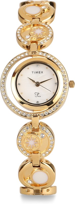 Timex TWEL12101T Fria Analog Watch - For Women