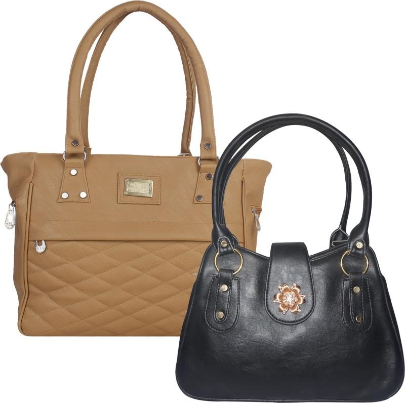 Fillincart Women Multicolor Hand-held Bag