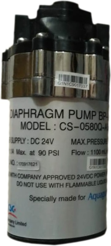 Aqua DIAPHRAGM PUMP Solid filter cadridge Solid Filter Cartridge(0.1, Pack of 1)