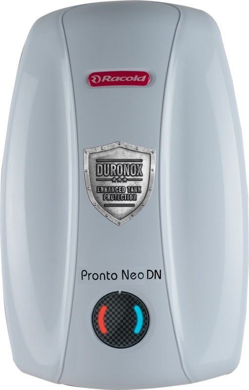 Racold 3 L Instant Water Geyser(White, Pronto Neo DN SS 3V 3KW)