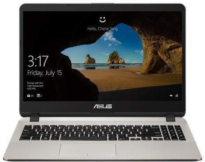Asus Vivobook Core i3 7th Gen - (8 GB/1 TB HDD/Windows 10) X507UA-EJ274T Laptop(15.6 inch, Gold)