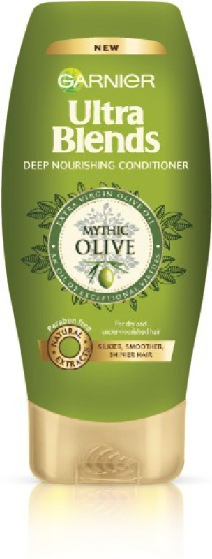 Garnier Ultra Blends Mythic Olive Deep Nourishing Conditioner(175 ml)