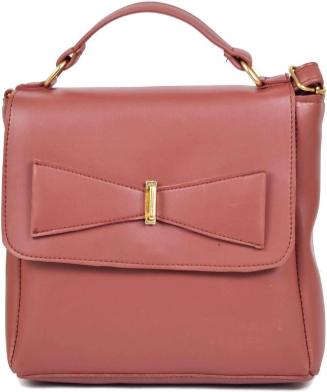 Ferishta Pink Hand-held Bag