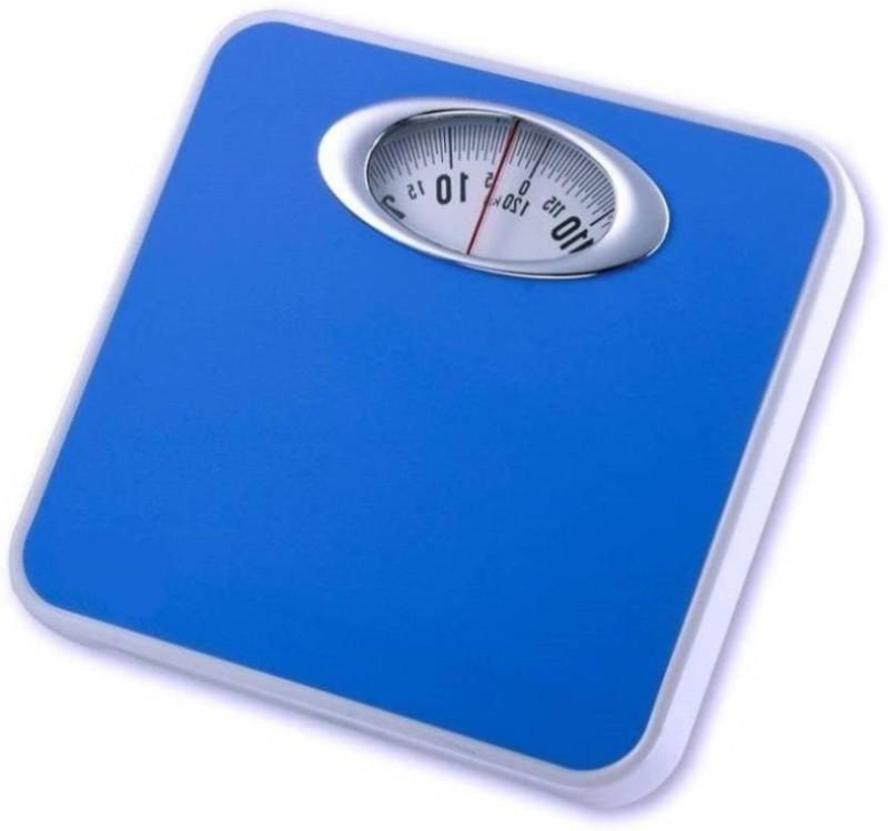 Ziork Analog Weight Machine Weighing Scale(Blue)
