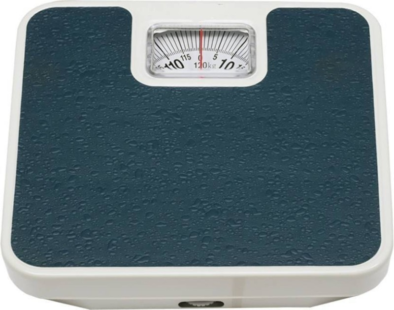Ziork Analog Weight Machine Capacity 120 Kg Mechanical Analog 9811 Weighing Scale(Multicolor)