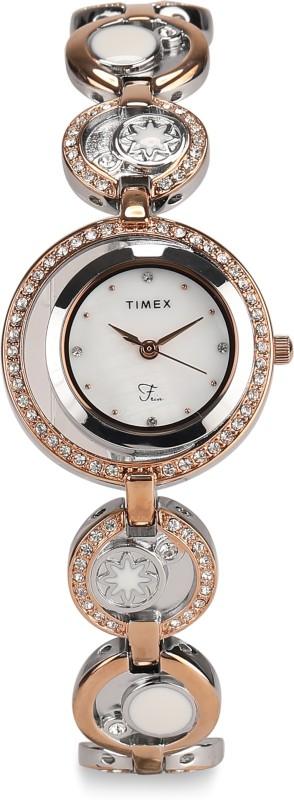 Timex TWEL12103T Fria Analog Watch - For Women