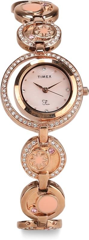 Timex TWEL12102T Fria Analog Watch - For Women