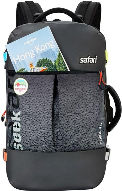 df4f457939 Backpacks     Safari SEEK 45L 21 OB BLK 45.792 L Large Laptop ...