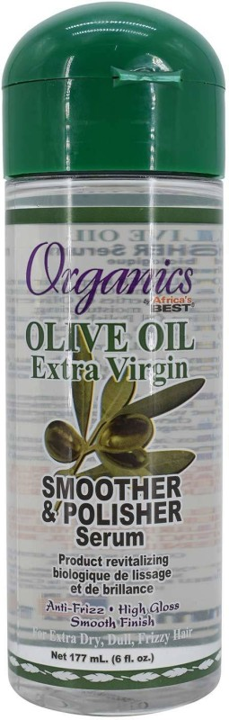 Africas Best Best Olive Oil Smoother & Polisher Serum - 177ml (6oz)(177 ml)