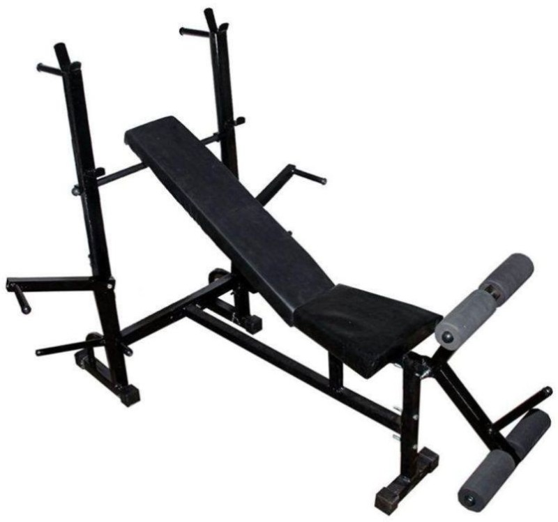 FACTO POWER 8 in 1 ( With 280 Kg. Holding Capacity ) Multipurpose Fitness Bench