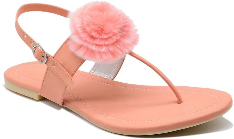Myra Women Pink Flats