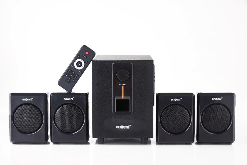 Envent Musique BT ET-SP41128 Multimedia 20 W Portable Bluetooth Home Audio Speaker(Black, 4.1 Channel)