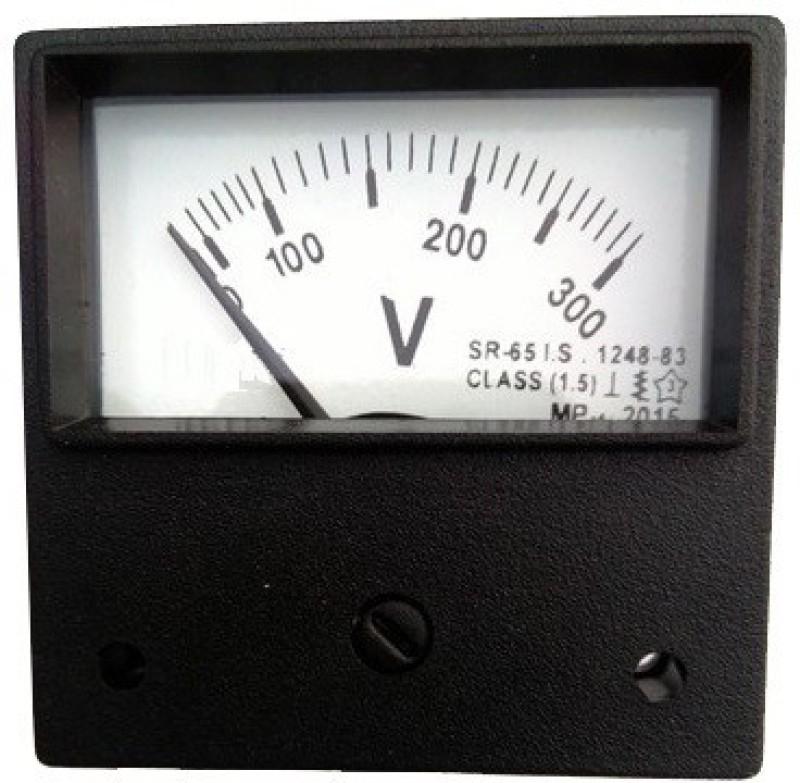 PULSTRON Volt65 Voltmeter(Analog)