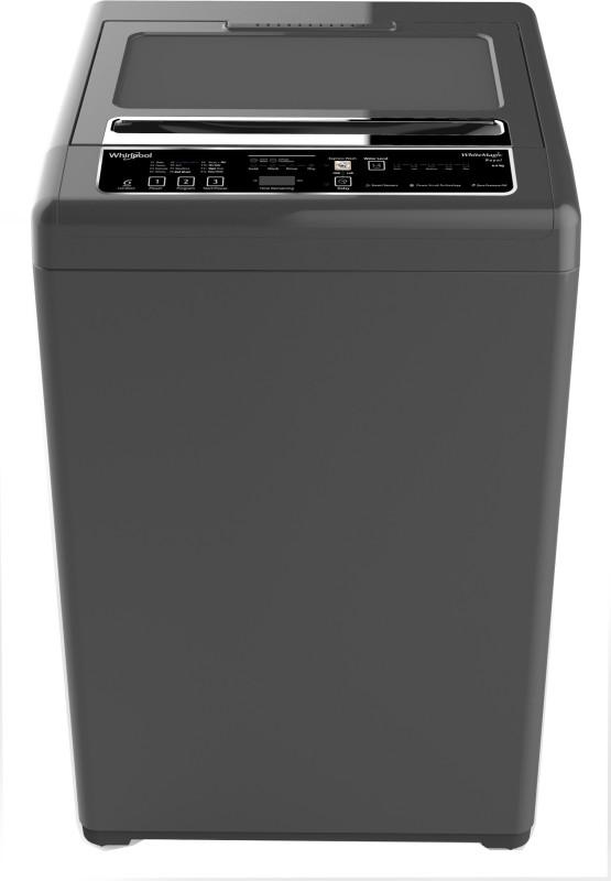 Whirlpool 6.5 kg Fully Automatic Top Load Washing Machine Grey(WM ROYAL 6.5 SHINY GREY 2YMW)