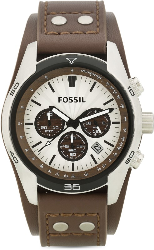 Fossil CH2565 COACHMAN Analog Watch - For Men
