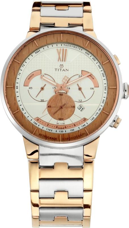Titan 1786KM01 Analog Watch - For Men
