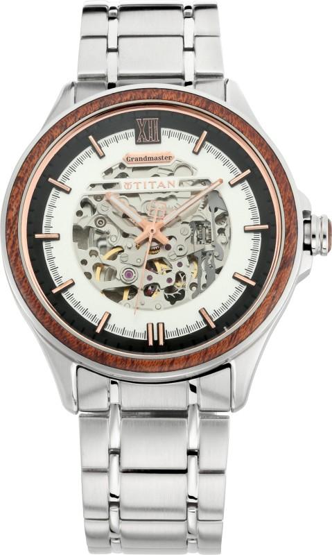 Titan 1793KM01 Analog Watch - For Men