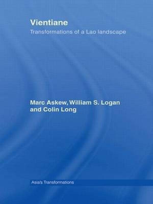 Vientiane(English, Hardcover, Askew Marc)