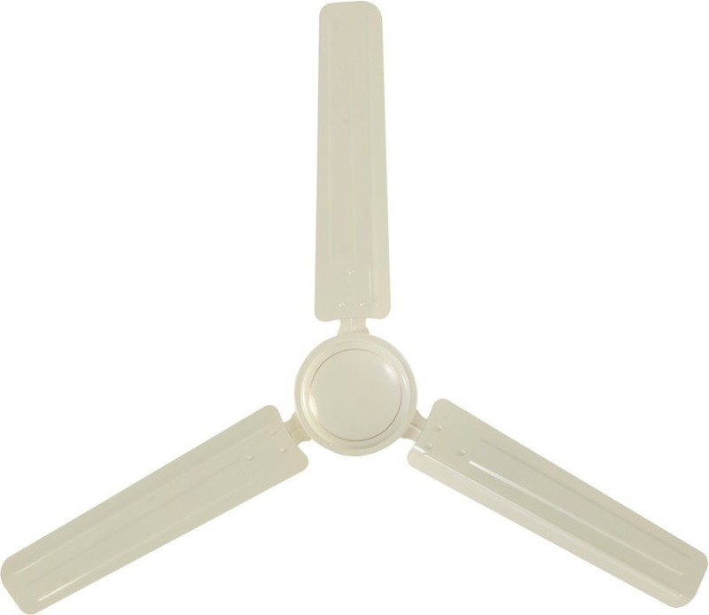 Usha Swift 1200mm 3 Blade Ceiling Fan(Ivory) 1200 mm 3 Blade Ceiling Fan(Rich Ivory, Pack of 1)
