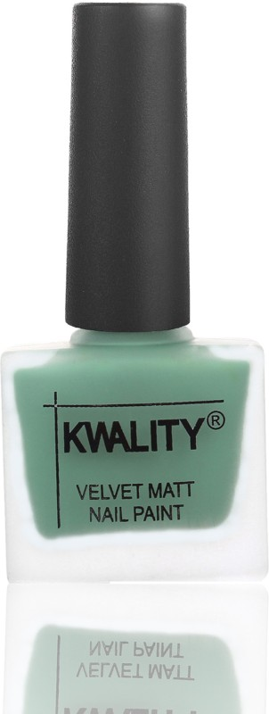 Kwality No Chipping-No Fading Longest Lasting Nail Polish Mischievous Mint