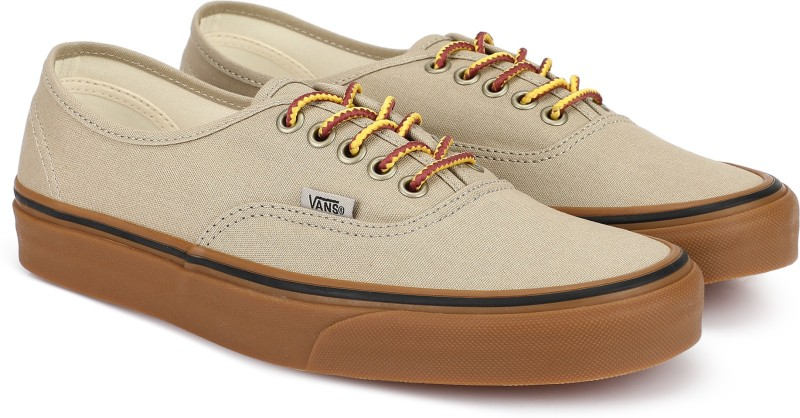 Vans Authentic SS19 Sneakers For Men(Beige)- Buy Online in El ...