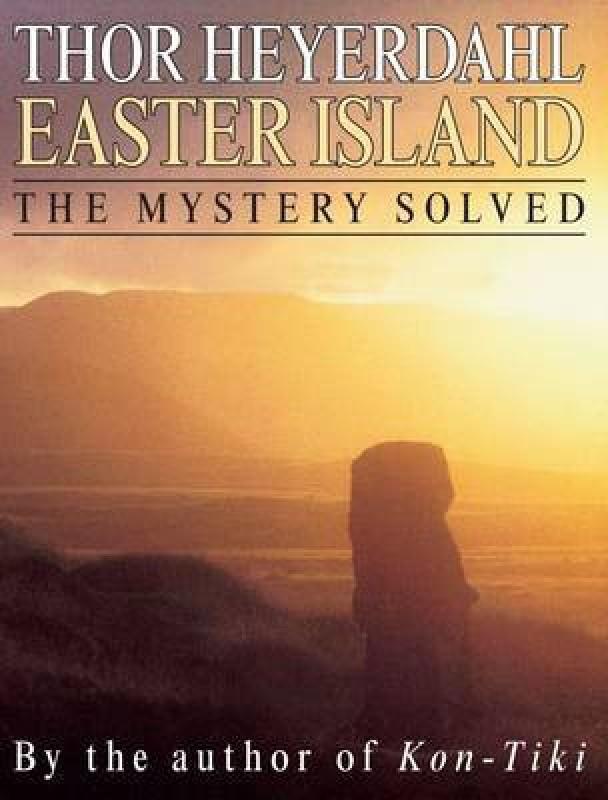 Easter Island(English, Paperback, Heyerdahl Thor)